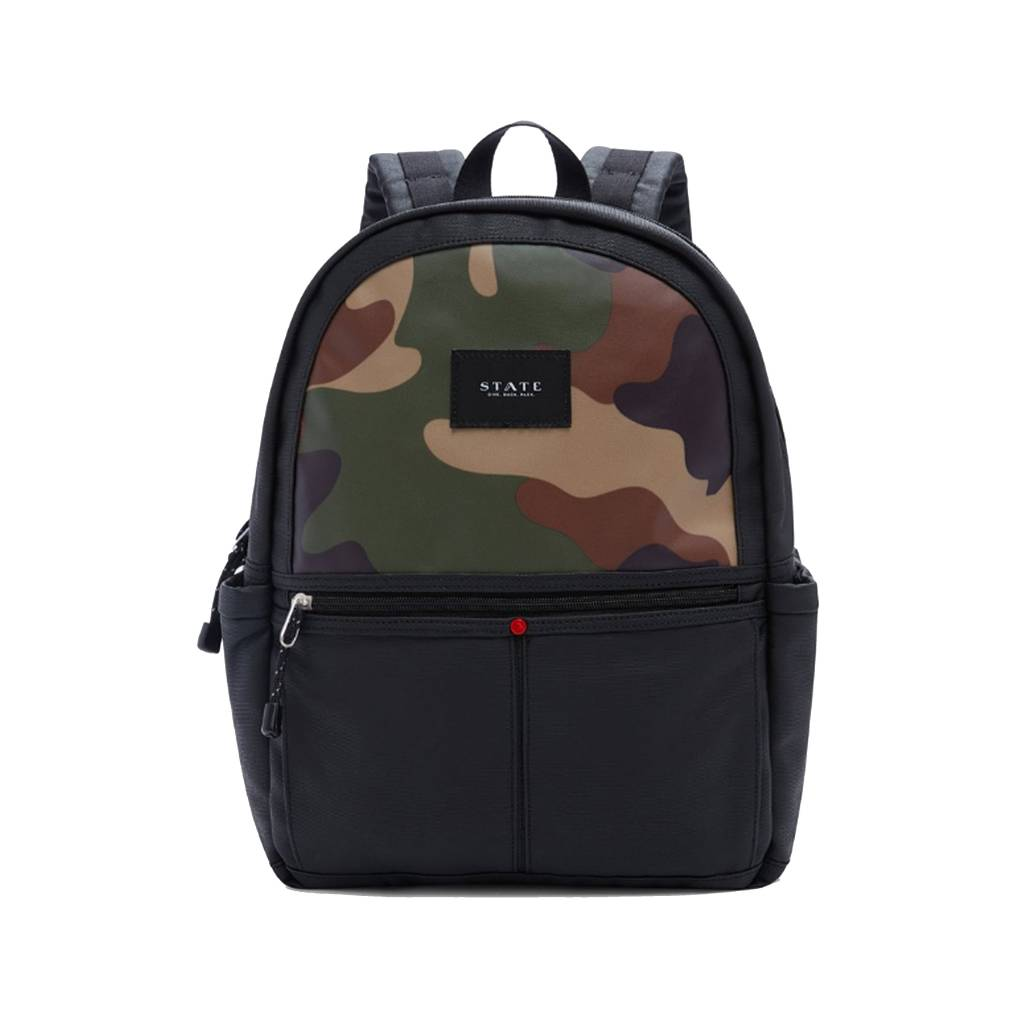 c0bc12bbbdd4 State Bags Camo Backpack - Precious Cargo