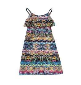 Doll Aztec Maxi Dress