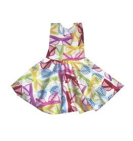 Doll Sunglasses Tank Dress