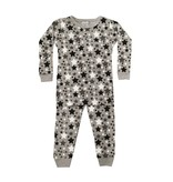Baby Steps Black Stars Infant PJ Set