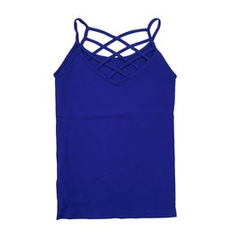 Suzette Cage Cami 7-14 Royal