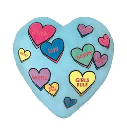 Scented Candy Heart Pillow