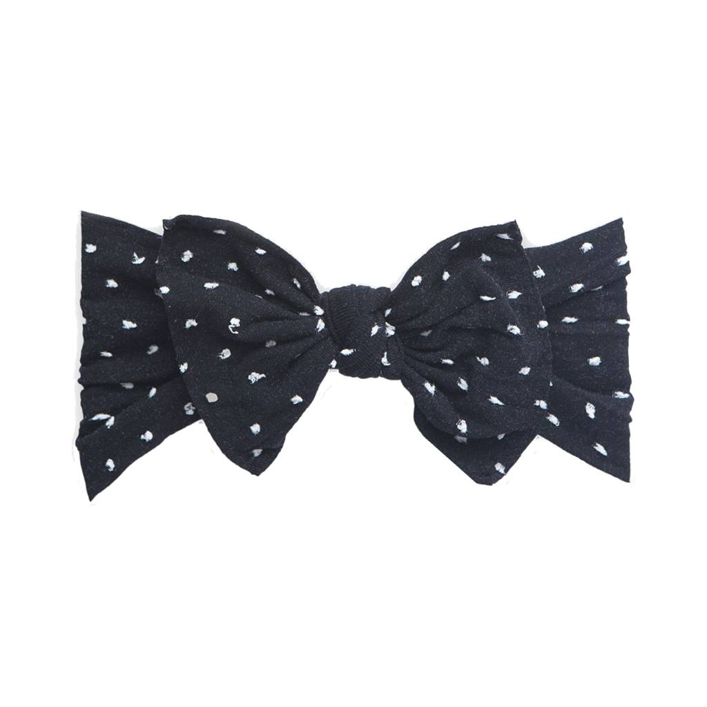 Baby Bling Polka Dot Headbands