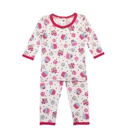 Esme Cupcakes Pajama Set