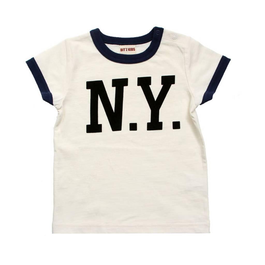 Bit'z Kids NY Infant Ringer Tee