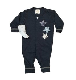 Too Sweet Star Patch Outfit