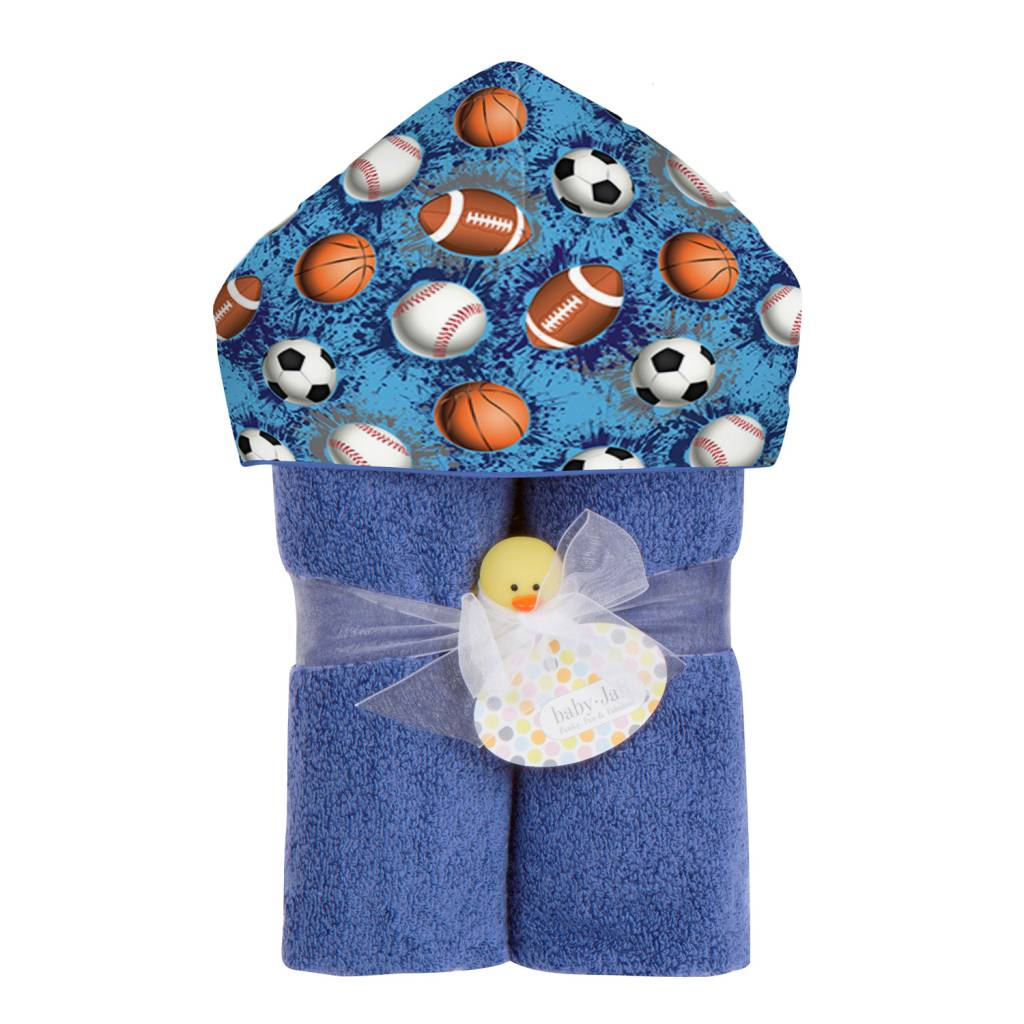 Baby Jar Multi Sport Hooded Towel