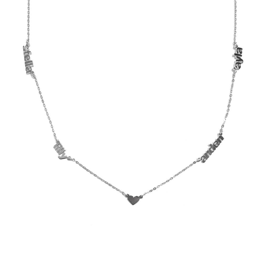 Mini Names Necklace