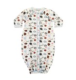 Baby Steps Sports Convertible Gown