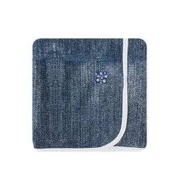 Kickee Pants Denim Blanket