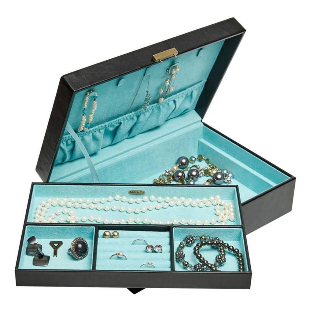 Large Luxury Custom Jewelry Box