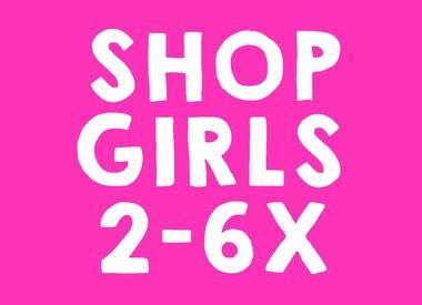 Girls 2-6x