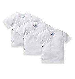 Gerber 3pk Side Snap Shirts