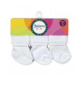 Jeffries Bootie Socks 6pk (3 Colors)