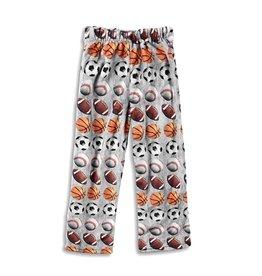 Plush Sports Lounge Pants