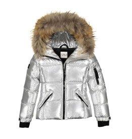 SAM Blake Fur Hooded Jacket