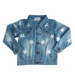 Lola Star Patch Denim Jacket