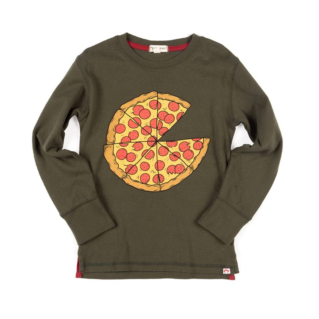 Appaman Pizza Pie Infant Top
