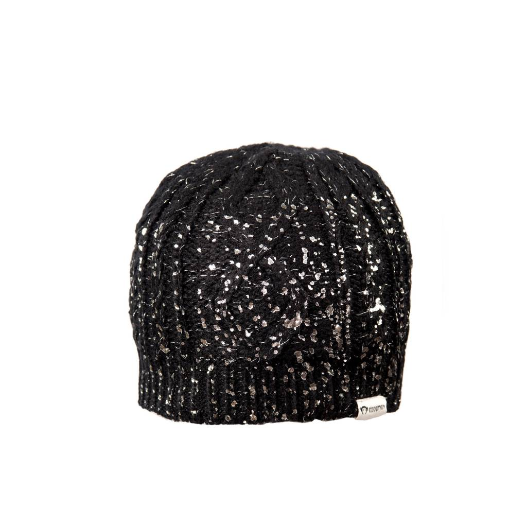Appaman Silver Sparkle Knit Hat