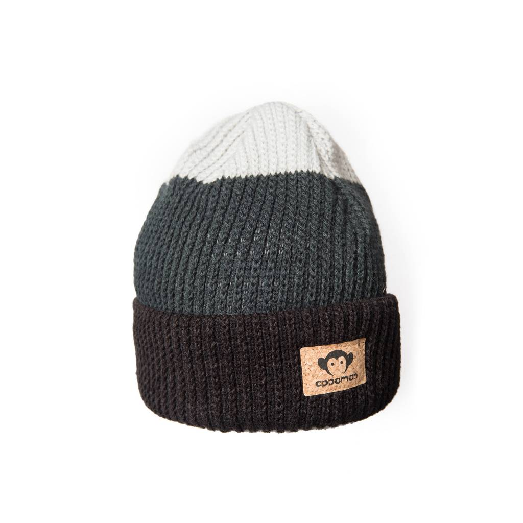 Appaman Color Block Knit Hat