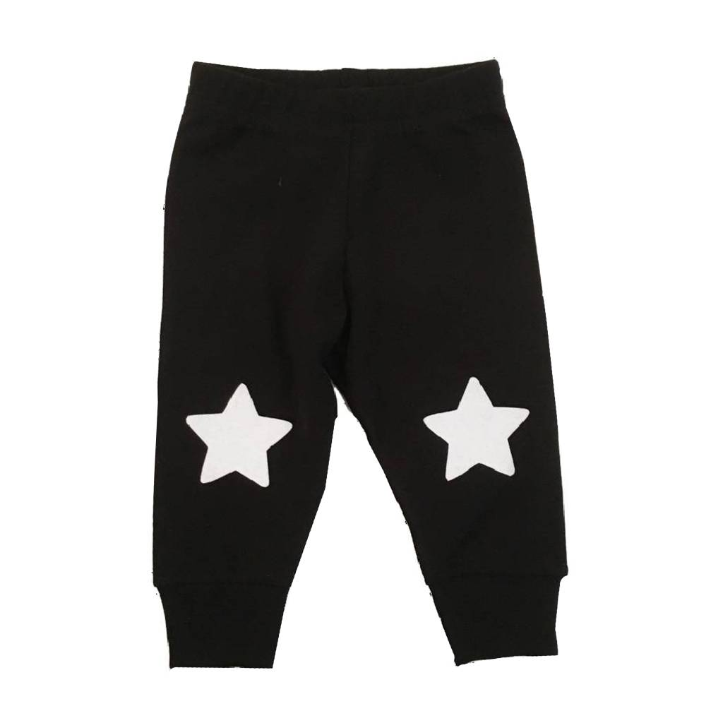 0863eafb7 Small Change White Star Knee Pant - Precious Cargo