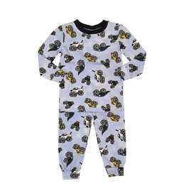 Esme Infant Monster Trucks PJ Set