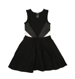 Sally Miller Black Combo Dress