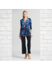 Abstract Art Side Tie Tunic