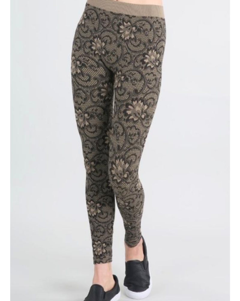Floral Legging