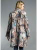 Abstract Art  Sueded Jacket