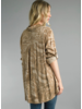 Gilded Marble  Tunic