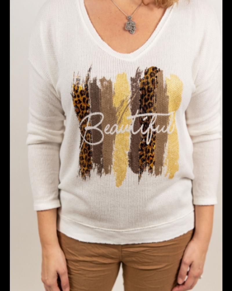 Beautiful  Animal Sweater