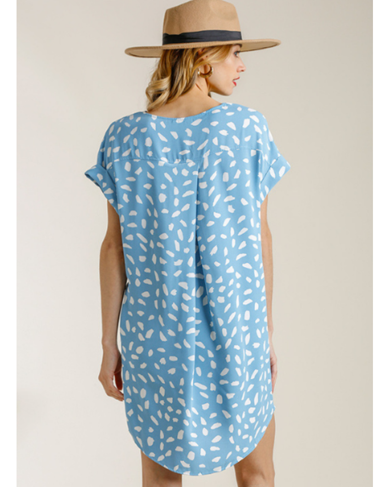 Dalmation Days Dress