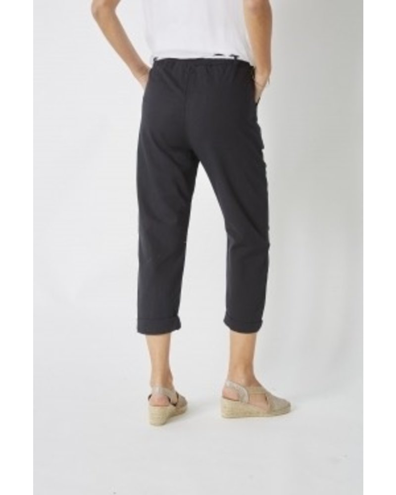 Butterfly Lovers Linen Pant