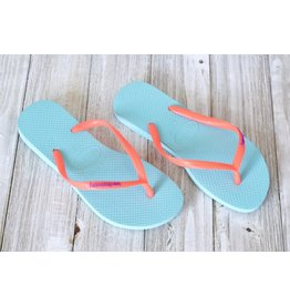 Havaianas Havaianas Slim Logo Pop Up