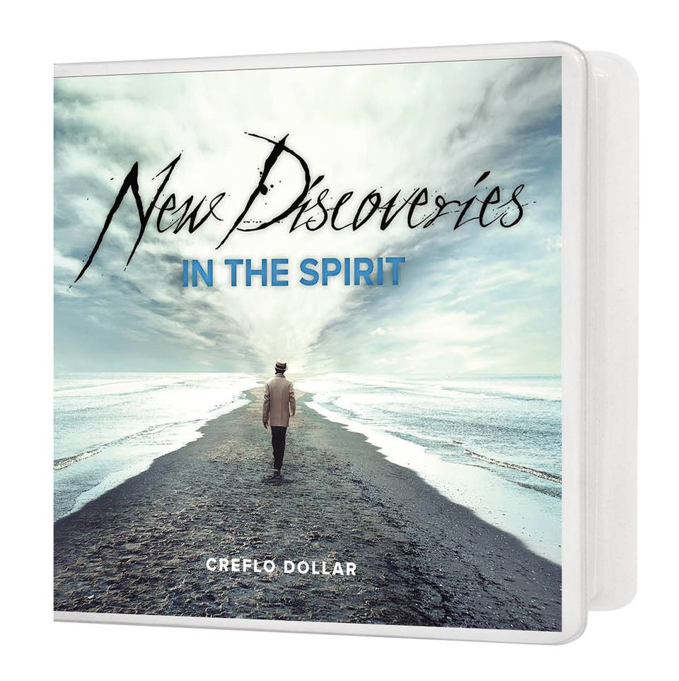New Discoveries in the Spirit - 7 DVD Series