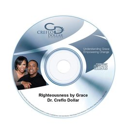 Righteousness by Grace - CD Single