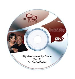 Righteousness by Grace (Part 3) - DVD Single