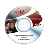 Righteousness by Grace (Part 5) - DVD Single