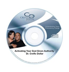 Activating Your God Given Authority - CD Single