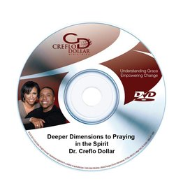 Deeper Dimensions to Praying in the Spirit - DVD Single