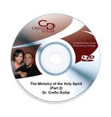 The Ministry of the Holy Spirit (Part 2) - DVD Single