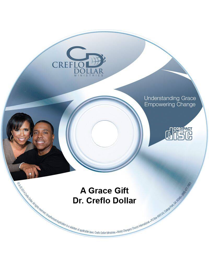 A Grace Gift - CD Single