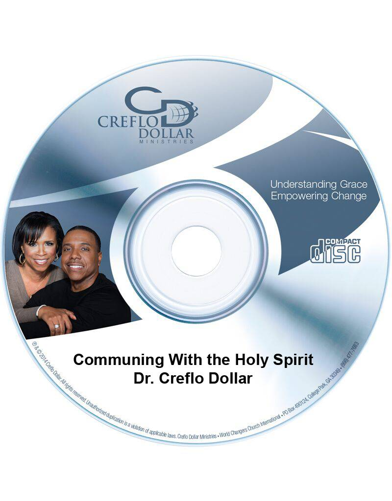 Communing With the Holy Spirit - CD Single