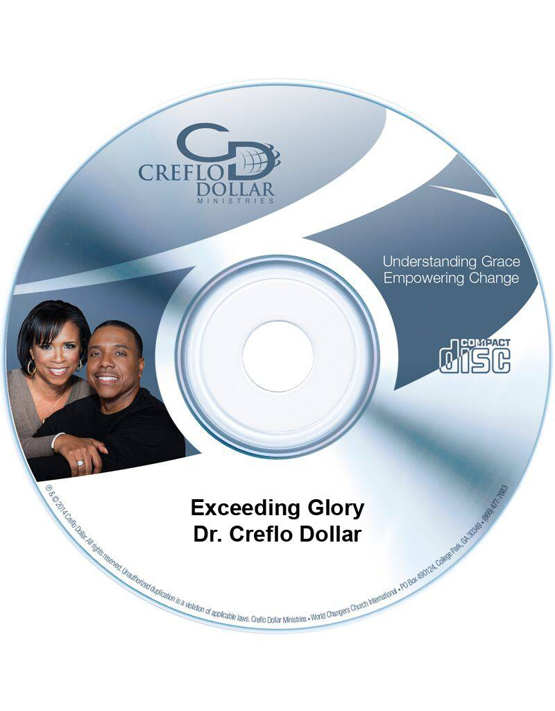 Exceeding Glory - CD Single