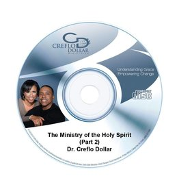 The Ministry of the Holy Spirit (Part 2) - CD Single