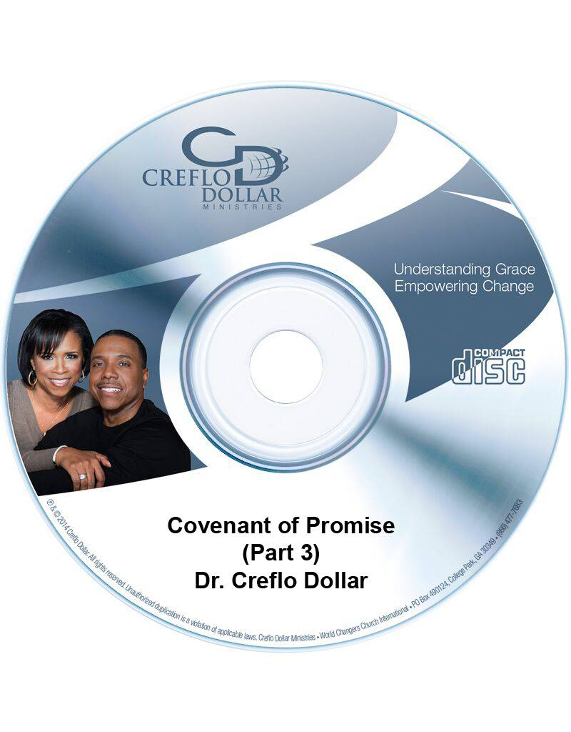 Covenant of Promise (Part 3)  - CD Single