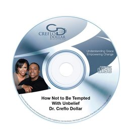 How Not to Be Tempted With Unbelief - CD Single