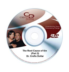 The Root Cause of Sin (Part 2) - DVD Single