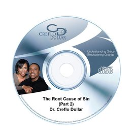 The Root Cause of Sin (Part 2) - CD Single